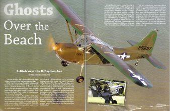 Warbirds Magazine (USA), septembre 2015