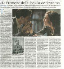 Le Figaro, août 2016